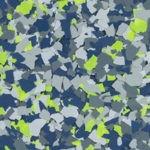 Millz House Floor Coatings Custom Blend Team Color for T Wolves