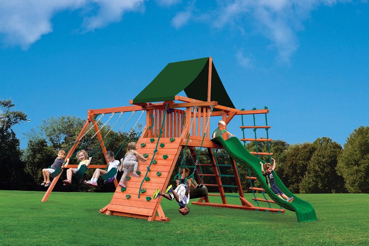 Playground One Original Playcenter Play Set