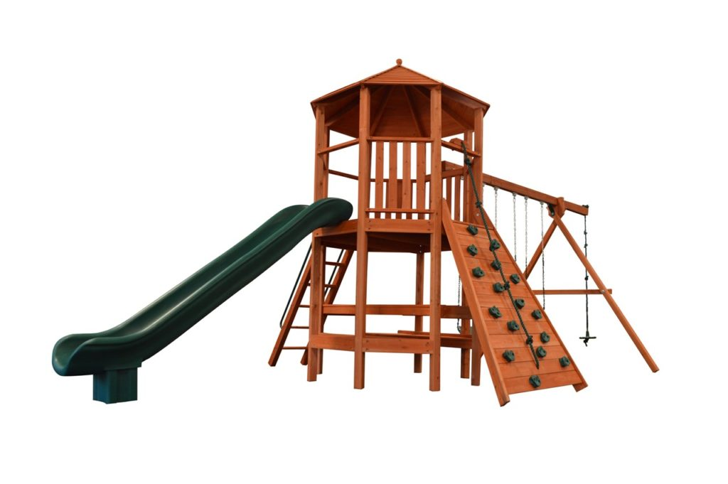 Playground One Turbo Deluxe Playzebo Play Set